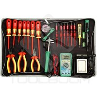 1000V Hi-Insulated Tool Kit 220V (Metric)