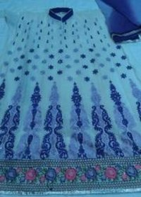 Georgette Anarkali Dress