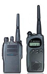Portable Walkie Talkie Radio (GP328 Plus)
