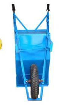 Industrial Single Tyre Wheel Barrow