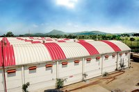 Self Supported Steel Roof Sheets
