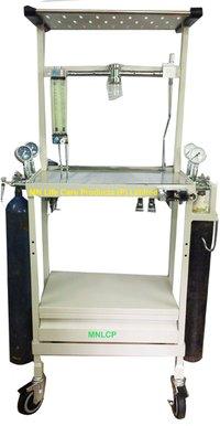 Powder Coated Anesthesia Machine