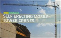 Self Erecting Mobile Tower Cranes