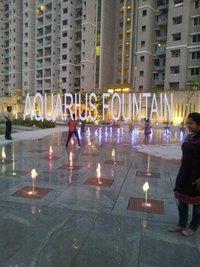 Interactive Fountains
