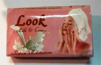 Look Milk And Cream Jasmine Soap