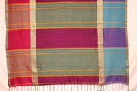 Jacquard Border Cotton Silk Sarees