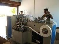 Fully Automatic Paper Cup and Paper Glass Machine