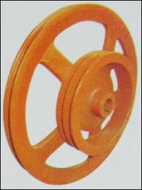 Tractor Feeder Pulley
