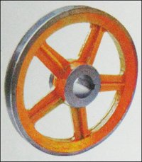 Single Belt Pulleys