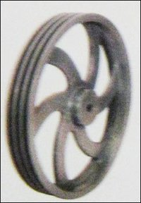 3 Grove Belt Pulley