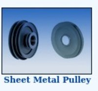 Sheet Metal Pulleys
