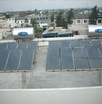 Solar Thermal Flat Plate Collectors