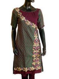 Chanderi Fancy Suits