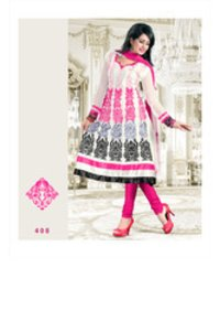 Trendy Embroidery Suits