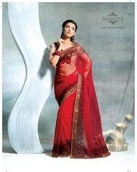 Net Designer Saree