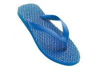 Acusole Blue Slippers