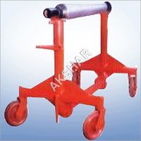 Frame Zoling Batching Trolley