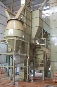 Drum Type Tea Blending Plant
