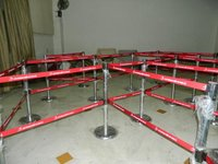Durable Crash Barriers