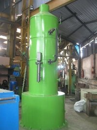 Small Vertical Boiler