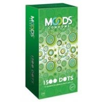 1500 Dots Condom (For Pleasure That Is Spot On)