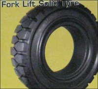 Fork Lift Solid Tyre