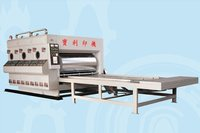 Semi Automatic Large Roller Printing Machine