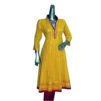 Cotton Frock Suits