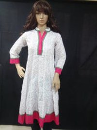 Anarkali Attractive Kurti
