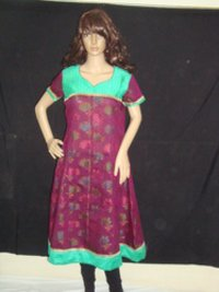 Anarkali Cost-effective Kurti