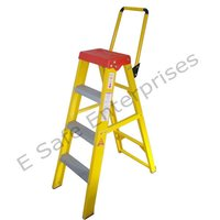 Standard Duty Pull Stool Ladders