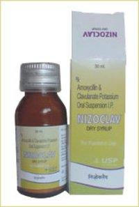 Nizoclav Dry Syrup