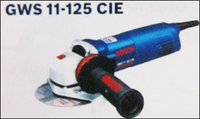 Angle Grinders (Gws 11-125 Cie)