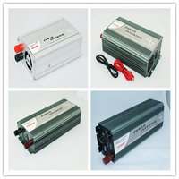120w DC 12v/24v to AC 110v/220v Pure Sine Wave Solar Power Inverter