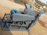 Plastic Cutting And Cleaning Machine
