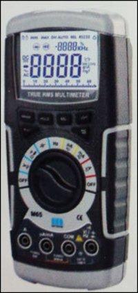 Industrial Grade Digital Multimeter (M65)