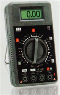 Industrial Grade Digital Multimeter (Dm352)
