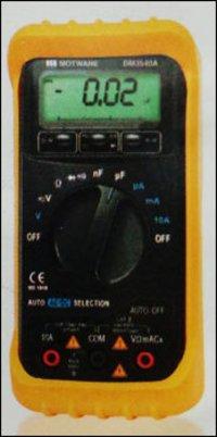 Industrial Grade Digital Multimeter (Dm3540a)