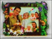 Acrylic Photo Stand (B213)