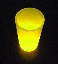 Long Lasting Glow Cup Glass Flashing