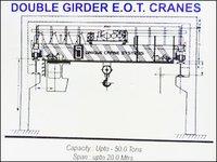 Double Girder E.O.T. Cranes