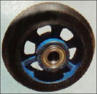 Bonded Rubber Tyre Wheel