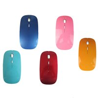 2.4G Wireless Optical USB Ultra-Thin PC Mouse (YYD-G3)
