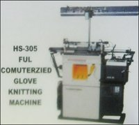 Computerized Glove Knitting Machine
