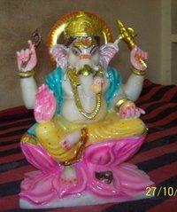 Makrana Ganesh Statue
