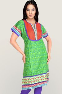 Designer Kurta With Embroidery - G