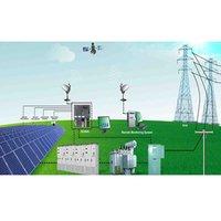 Grid Tied Solar Power Plant