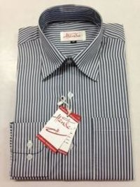 Men Stripe Formal Shirt