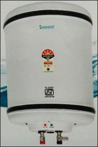 Metal Body Storage Water Heater