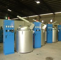 Aluminium Melting Holding Furnaces